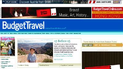 Budget Travel Online