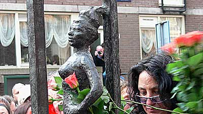 Sex Worker Statue