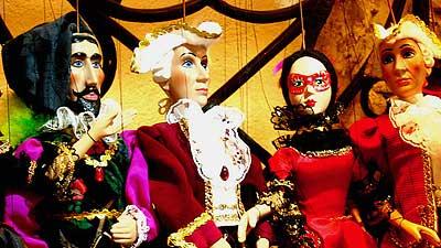 Prague Marionettes