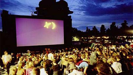 Photo courtesy of Kino unter Sternen