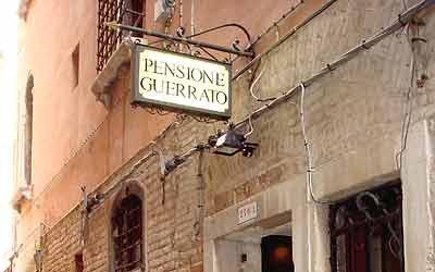 Albergo Guerrato in Venice