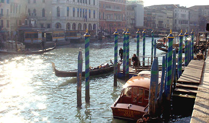 Venice by water...