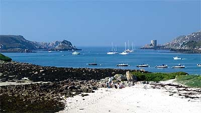 The Scilly Isles. Photo © hidden europe