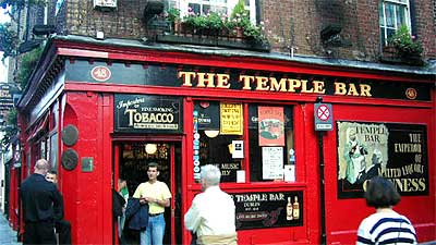 Chef Sauce is surely on the table at the Temple Bar