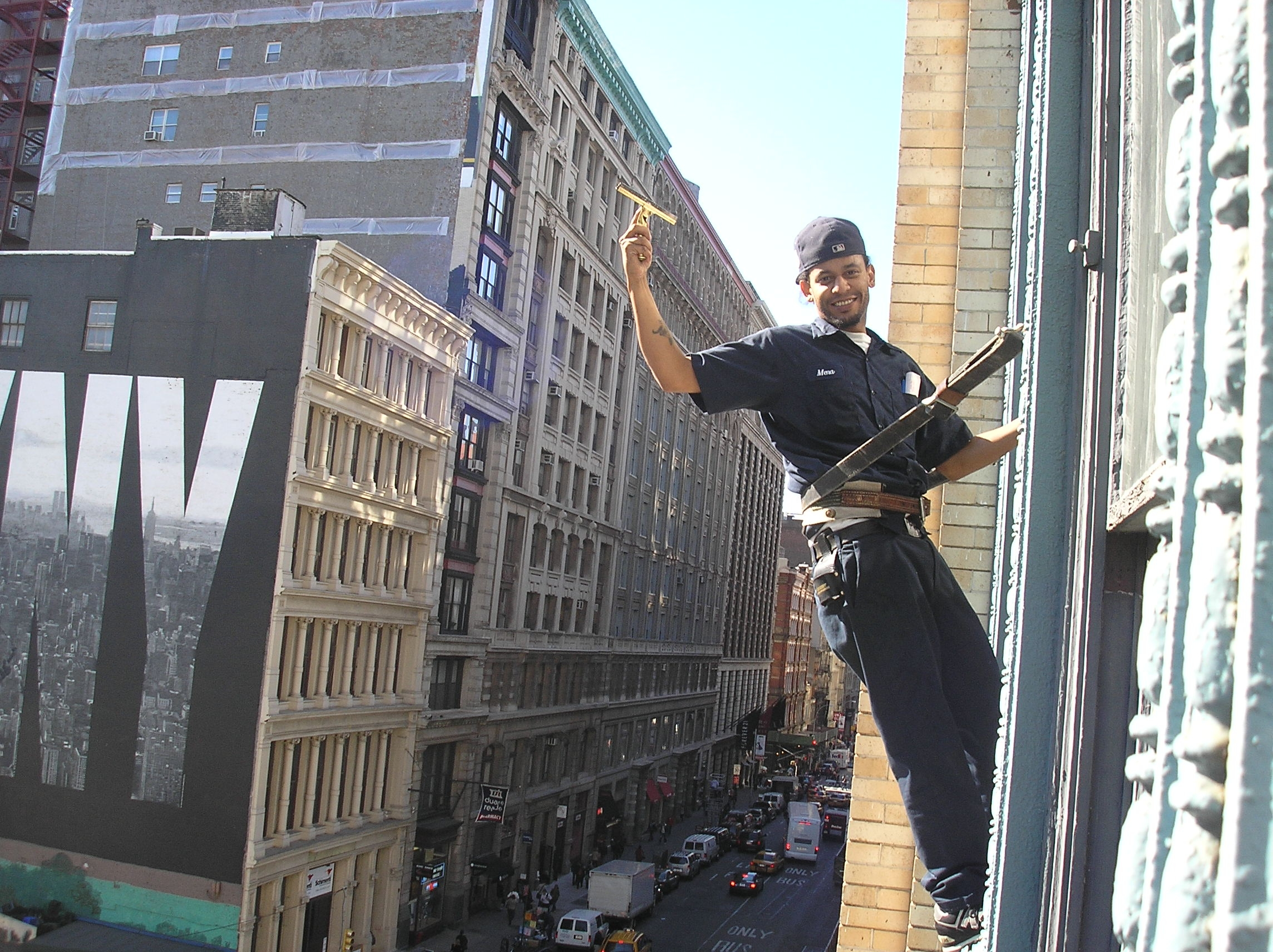 learn more at On window washer