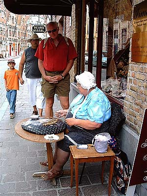 Get your lace on!
