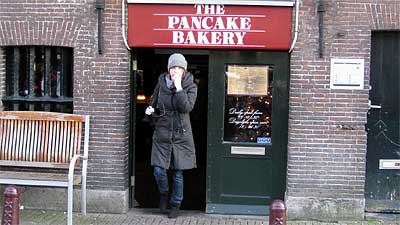 Amsterdam Pancakes!