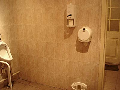 St Petersburg Bathroom