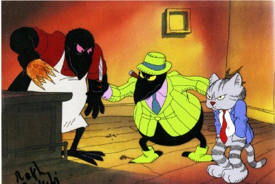 fritz the cat deutsch