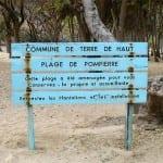 The beaches of Terre-de-Haut
