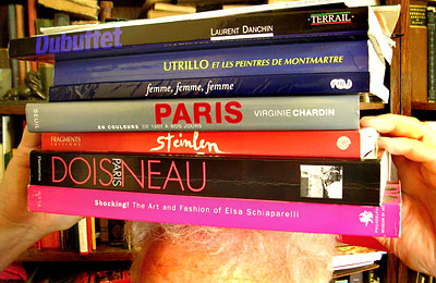 French art books