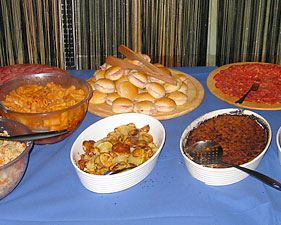 The food at Pepato.