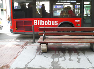 Take the Bilbobus!