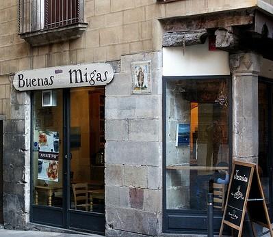 Buenas Migas in Barcelona
