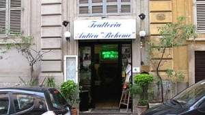 Antica Boheme, on Via Napoli, is an example of a good Trattoria.