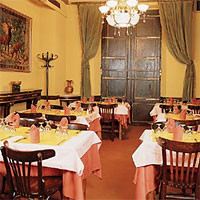Meals are holy affordable at El Convent.