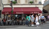 Parisians at La Perle