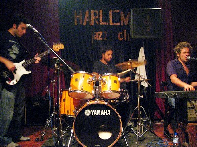 The scene at the Harlem Jazz Club in Barcelona; photo by panic