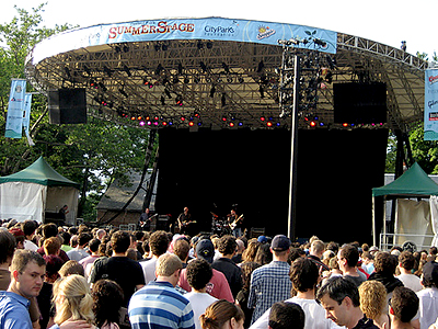 A typical Summerstage scene, photo by wallyg