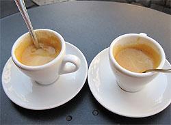 Grancaffe at Sant Eustachio.