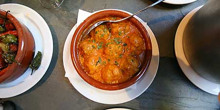 Tapas make a cheap and tasty meal. Photo by Ville.fi.
