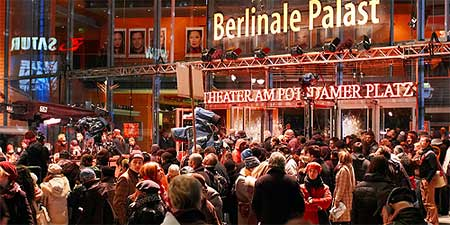 Wander around the Berlinale for free. Photo by Maharepa.