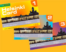 The Helsinki Card. Photo from the Helsinki Card site.