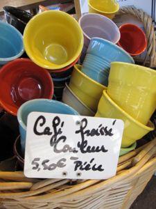 La Vaissellerie is a Cheapo's cup of tea.