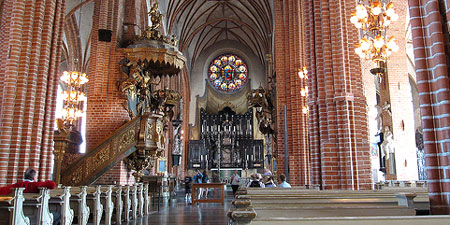 Storkyrkan on. Photo by palestrina55.