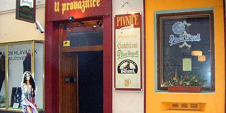 Good meals await at U Provaznice, in Prague. Photo: Jacy Meyer