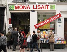 The Mona Lisait bookstore