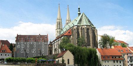 The Peterskirche in Görlitz. Photo by sunchild_dd.