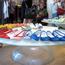 Repetto's Red, White, and Blues