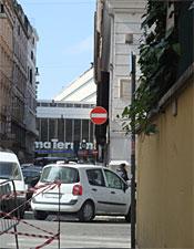 Around Termini Station
