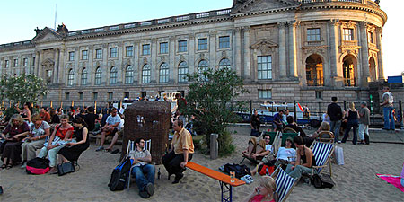 At the StrandBar Mitte