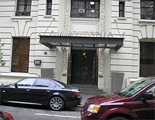Ameritania Hotel in New York