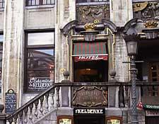 Hotel Saint Michel in Brussels
