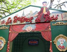 Parc des Buttes-Chaumont's Théâtre Guignol Anatole