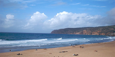 Guincho Beach. Photo by Jürgen Stemper.