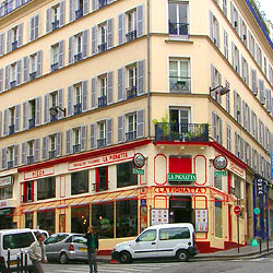 La Pignatta restaurant Paris