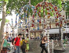 Le Kiosque de noctambules in Paris, France