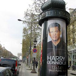 Champs-Elysées, approaching the Arc de Triomphe