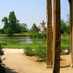 Marlborough Tower and Lake, Petit Trianon
