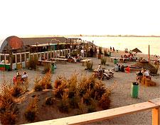 Blijburg beach in Amsterdam