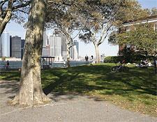 Governors Island, New York City