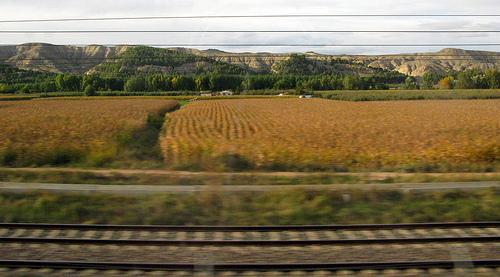 Train in Spain
