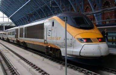 London Eurostar
