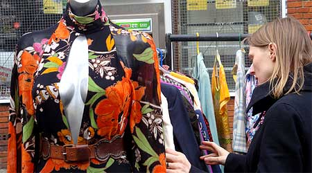 Vintage Clothing Shops And Markets In London Eurocheapo