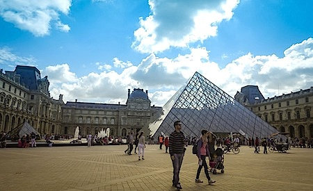 first sunday of the month free museum paris