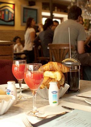 Cafe Oliver Madrd
